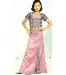 Girls 1010 Choli Suit