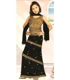 Girls 1011 Choli Suit