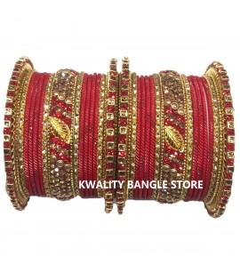 Bridal Bangles - Costume Jewellery - CJB010