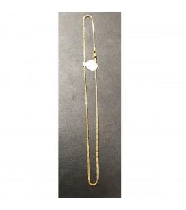 22ct Gold Chain - GJC008
