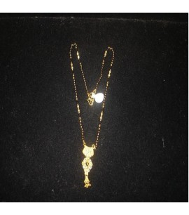Mangalsutra with fancy Pendant