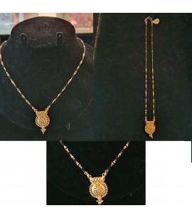 GJM016-Mangalsutra Necklace