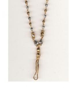 22ct Dual-Tone Light Necklace