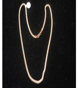 Foxtail design hollow Necklace