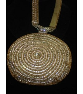 Fancy Bag with Sequins