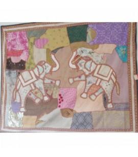 Elephant Design Bed Spread