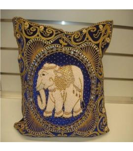 Elephant design Cushion Cover