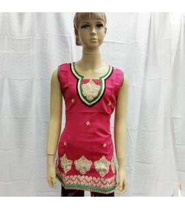 Embroidered Girls Kurti