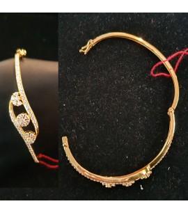 GJBN013-22ct Gold Bangle Bracelet