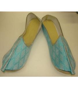 Mojri- Flat shoes in blue